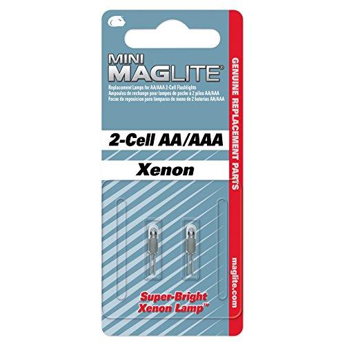 UpLED Mini Maglite AA LED Upgrade Birne 120 Lumen 1 watt Taschenlampe Modul
