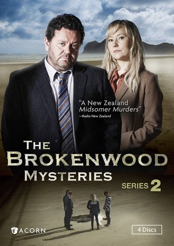The Brokenwood Mysteries - Series 2