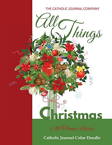 all-things-christmas-all-things-lovely-catholic-journal-color-doodle-european-edition-christmas-gift