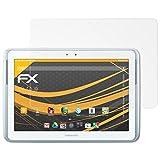 atFolix Schutzfolie für Samsung Galaxy Note 10.1 (2012 Edition) Displayschutzfolie - 2 x FX-Antireflex blendfreie Folie