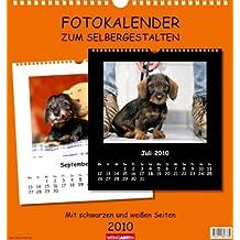 Fotokalender zum Selbermachen schwarz/weiß 2010