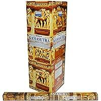 Räucherstäbchen Kama Sutra 200 Sticks Kamasutra 25 Schachteln zu je 8 Stäbchen Vorratspackung Wohnaccessoire Raumduft preisvergleich bei billige-tabletten.eu