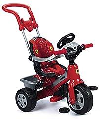 Idea Regalo - Famosa 800005840 Triciclo Ferrari Trike
