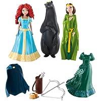 Princesas Disney X4947 - Miniconjunto Deluxe Merida (Mattel)