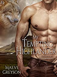 My Tempting Highlander: A Highland Hearts Novel