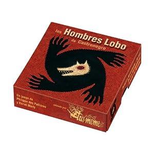 Asmodee – Hombres Lobo de Castronegro – español
