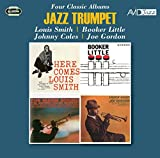 Jazz Trumpet - Four Classic Albums (Here Comes Louis Smith / Booker Little / The Warm Sound / Lookin' Good!)