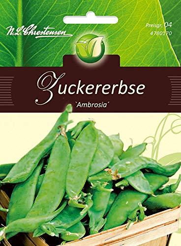 Zuckererbsen, Ambrosia