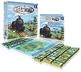 Unbekannt Railroad: Strategiespiel für 2 Spieler. Spieldauer: 20-40 Minuten