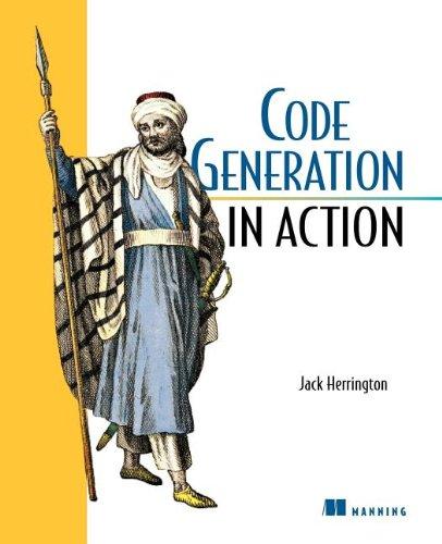 Code Generation in Action (In Action Series) por Jack Herrington