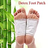 EMPORIUM Pain Relief Cleansing Detox Foot Pads for Men and Women - Pack