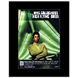 OASIS - NOEL GALLAGHERS HIGH FLYING BIRDS - Debut Album Matted Mini Poster - 28.5x21cm