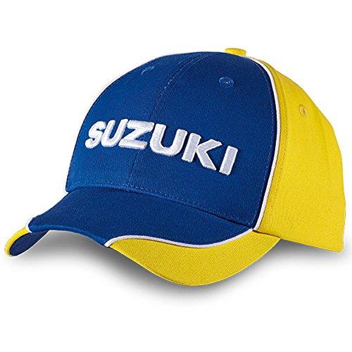 Preisvergleich Produktbild SUZUKI BASE CAP Team Yellow