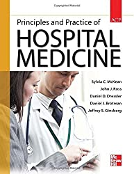 Principles and Practice of Hospital Medicine by Sylvia C. McKean (2012-04-19)