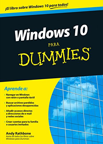 Windows 10 para Dummies por Andy Rathbone