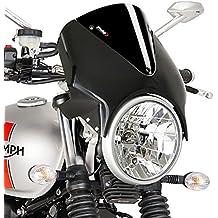 Carenabris Suzuki GS 500/ E 89-08 Puig Vision negro-negro