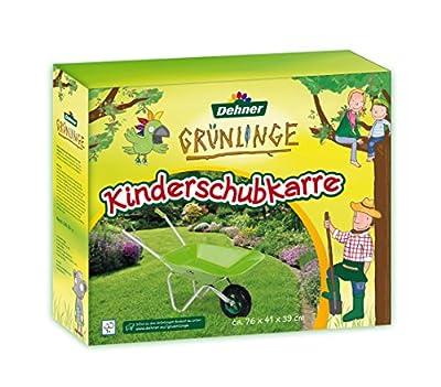 Dehner Grünlinge Kinderschubkarre, grün von Dehner bei Du und dein Garten