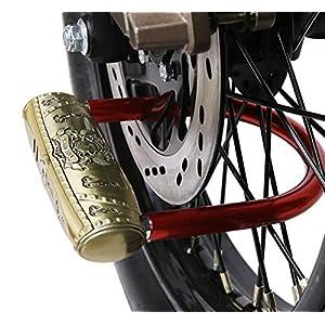 Kw-ferramenta Intelligent Alarm U-Lock para bicicletas, bloqueio anti-roubo, aço de liga, todas as bicicletas, MTB, veículos eléctricos