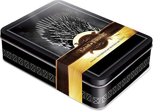 Game of Thrones: Schmuckdose inkl. Notizbuch mit Motiven der Serie, Kartoniert