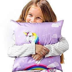 AerWo Funda de almohada de...