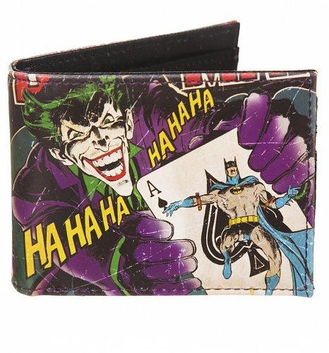 Batman–Vintage Art Wallet