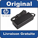 Chargeur HP Neuf Original Garantie 1 AN + Cordon Secteur pour HP PAVILION 17, NOTEBOOK PC, HP Chromebook 14 G1...