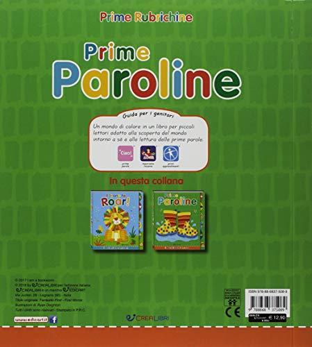 Zoom IMG-1 prime paroline rubrichine