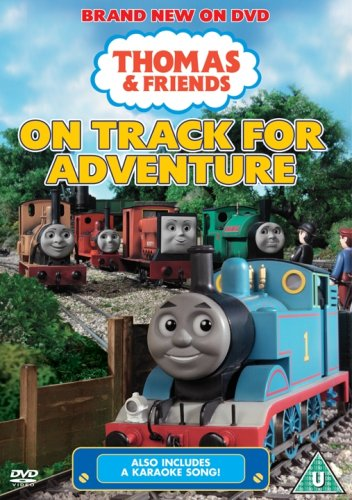 Thomas The Tank Engine and Friends - On Track For Adventure