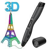 Le stylo 3D d'impression Aerb Intelligent est la nouvelle version du stylo 3D dans le marché actuel.   Vous pouvez apporter vos pensées créatives Dans un objet réel; Il peut également améliorer et développer l'art et les compétences de calcul de vos...