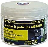 Matt Chem 342M Top metales crema de pulir para metal