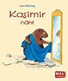 Oetinger Verlag E75712 Klinting, Kasimir näht (Maxi)