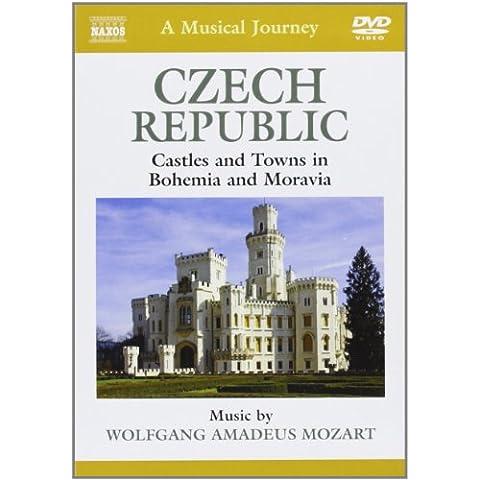 Mozart - Repubblica Ceca - Castelli E Città In Boemia E Moravia