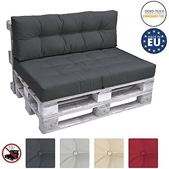 Beautissu cuscino per spalliera di divani per bancali eco for Cuscini 80x120