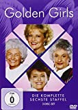The Golden Girls: Season 6 [European Import / Region 2]