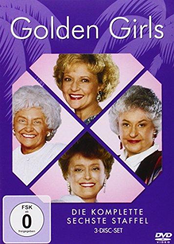 Golden Girls - Die komplette sechste Staffel [3 DVDs]