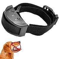 COLLIER ANTI-ABOIEMENT choc électrique Choc Dressage Chien pet training collar