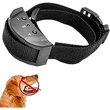 Collar de Adiestramiento Receptor Electrico para Perros Sonido Antiladridos New