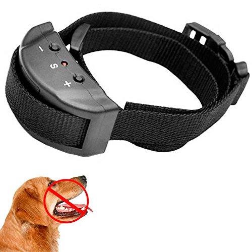 Ociodual Collar de Adiestramiento Receptor Electrico para Perros Sonido Antiladridos New