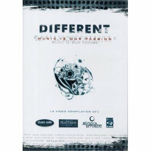 Various Artists - Different: Music is our Passion Preisvergleich