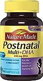 Nature Made Postnatal Multi+DHA 200 mg - 60 Softgels