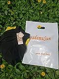 Muslimischen Damen Badeanzug Muslim Islamischen Full Cover Bescheidene Badebekleidung Modest Muslim Swimwear Beachwear Burkini (Asien XXL ~~ EU-Größe 42 - 44, BlackRose) -