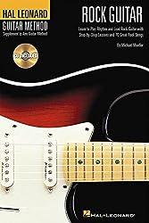 Hal Leonard Rock Guitar Method: 6 inch. x 9 inch. Edition (Hal Leonard Guitar Method (Songbooks)) by Michael Mueller (2002-06-01)