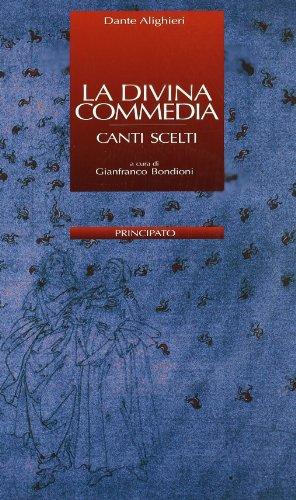 La Divina Commedia. Canti scelti. Con quaderno studente. Con espansione online. Con CD-ROM