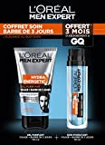 Men Expert Coffret Barbe de 3 Jours 2 produits + 3 Mois d'abonnement offert à GQ