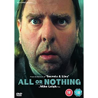 All Or Nothing [DVD] [2002]