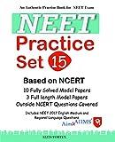 Neet Practice Set 15 Based On Ncert