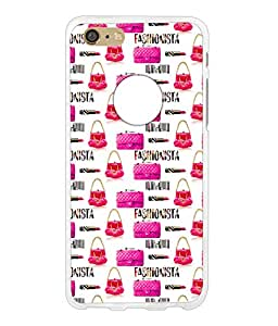 APPLE iPhone 6S SILICON BACK COVER BY instyler