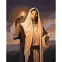 Suchergebnis Auf Amazonde Für Jesus Malen Nach Zahlen Kinder