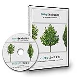 Produkt-Bild: Cutout-Trees-V01 - Freigestellte Bäume zur Architekturvisualisierung