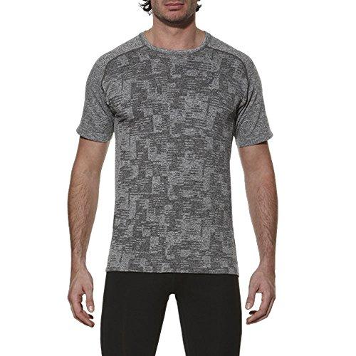 ASICS Seamless Laufen T-Shirt Grey
